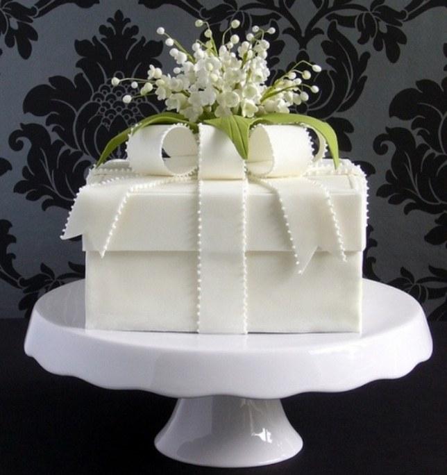 cake design torta nuziale