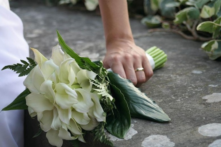 bouquet-calle-pinella passaro-wedding