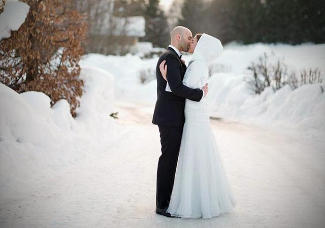 Matrimonio In Inverno Idee : La sposa invernale pinella passaro