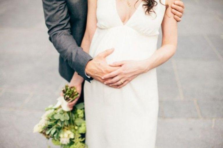 Sposarsi incinta