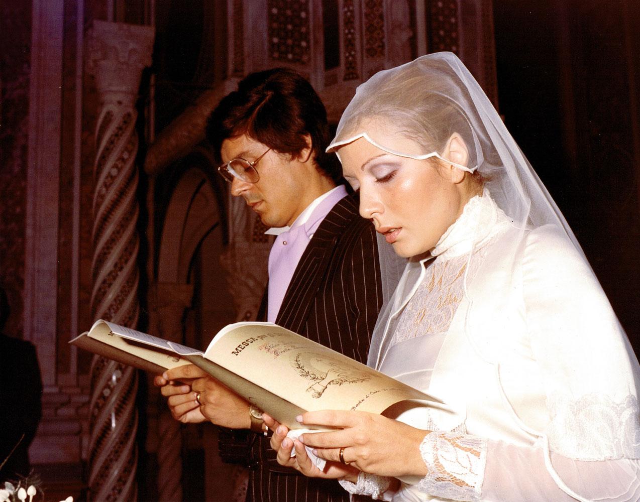 Pinella-Passaro-anniversario-matrimonio-40-anni