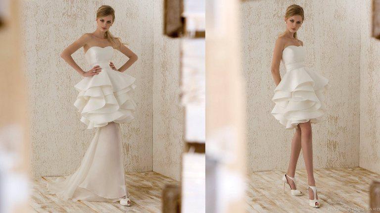 e814cd53b7c7 L abito da sposa corto