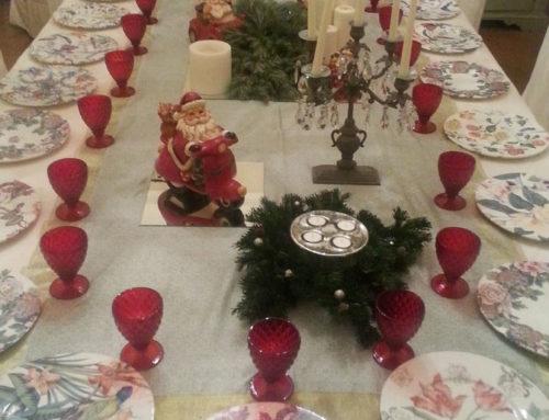 Buon Natale…dalla vostra Pinella