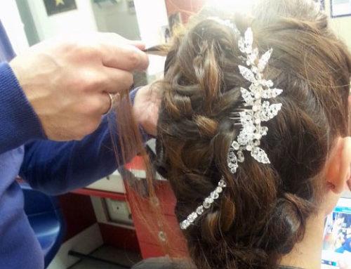 #chiediapinella: accessori e dettagli nell'acconciatura sposa?