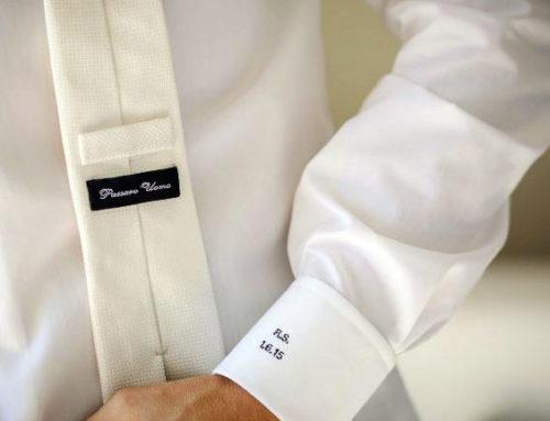 Anche lo sposo si cambia d'abito: parola di mio figlio Raffaele!