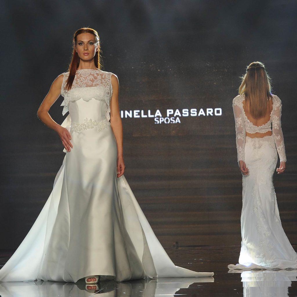 Sfilate Pinella Passaro Sposa 2018
