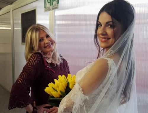 Una sposa ballerina a Detto Fatto