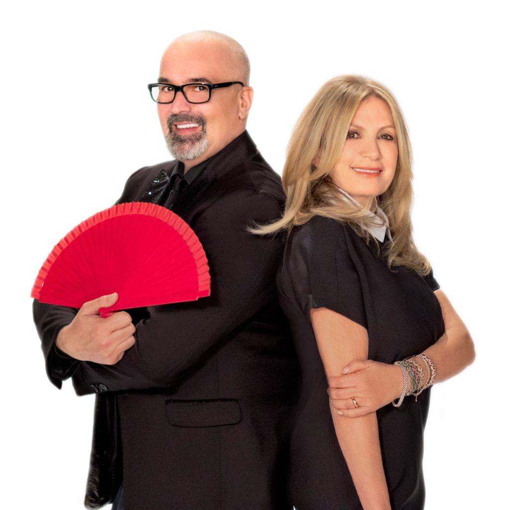 Pinella Passaro e Giovanni Ciacci Wedding Look Day