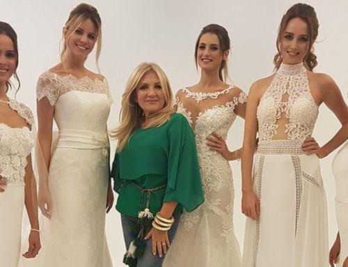 Anteprima collezione sposa 2018 nel primo tutorial a Detto Fatto!